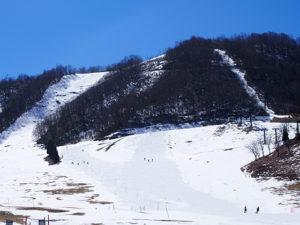 朴の木平スキー場